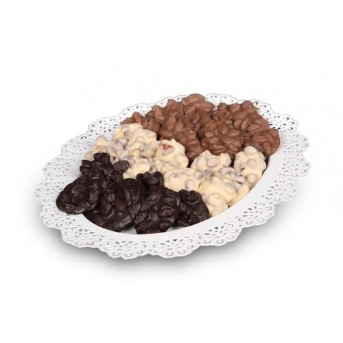 Cimiks Kayısı Çekirdek Kapmlama Çikolata Karışık 500 Gr