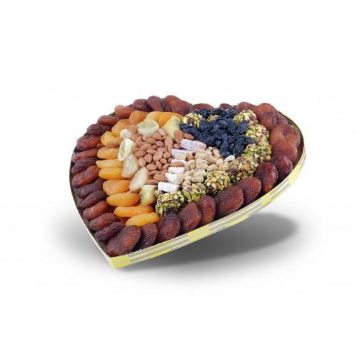 Hediyelik Kalpli (1000 gr)
